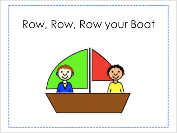 Image result for Row, Row, Row your boat